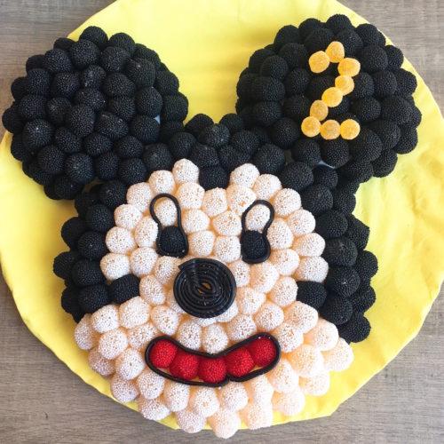 Pastel de Mickey