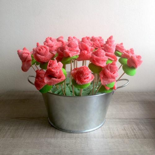 Mesa Dulce de Rosas
